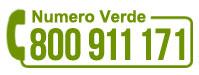 Numero Verde Ehiweb 800911171